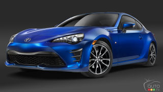 Scion FR-S to return as 2017 Toyota 86 at New York Auto Show