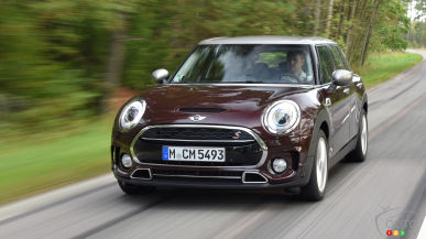 2016 MINI Cooper S Clubman Review