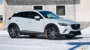 2016 Mazda CX-3 GT Long-Term Test: Update No.2