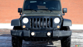2016 Jeep Wrangler Unlimited Willys Wheeler Review