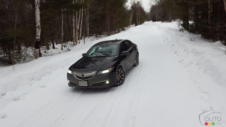 2016 Acura TLX SH-AWD Elite Review