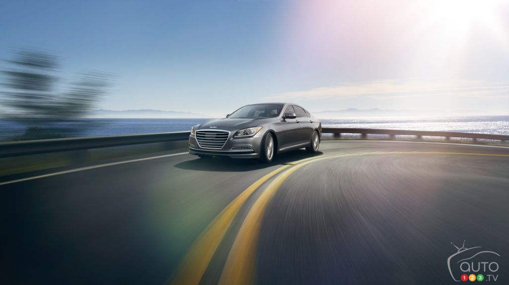 2016 Hyundai Genesis 5.0 Ultimate Review