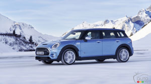 Two MINI world premieres planned for New York Auto Show
