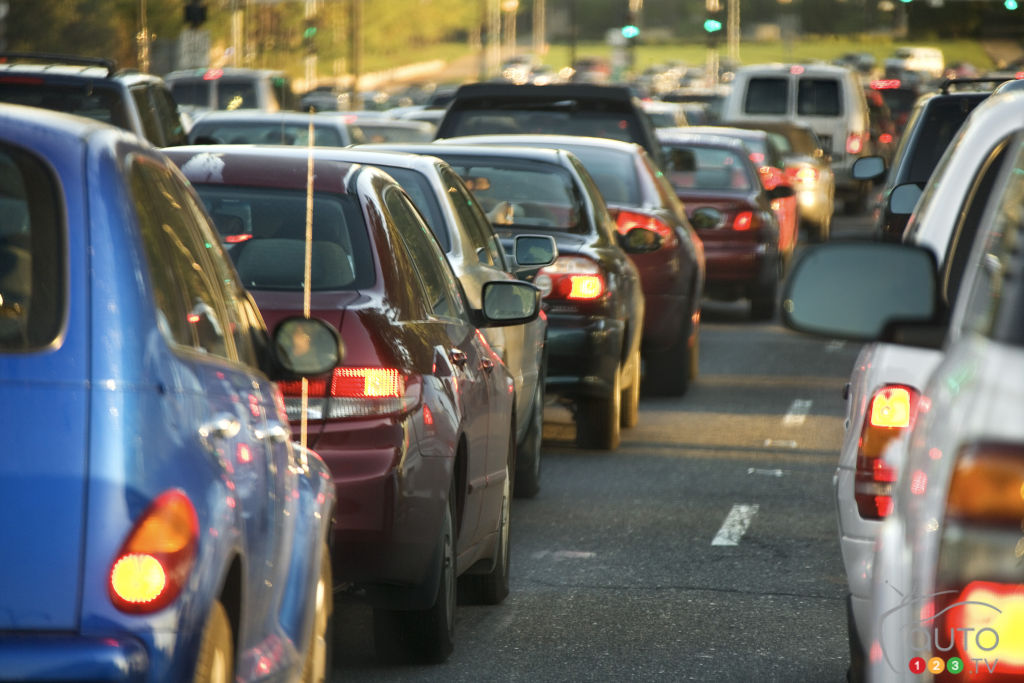 Vancouver is Canada's most congested city, latest TomTom Index says