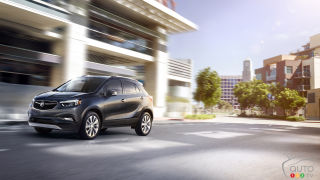 New York 2016: Meet the 2017 Buick Encore