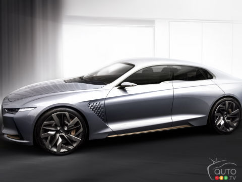 New York 2016: Genesis unveils New York Concept
