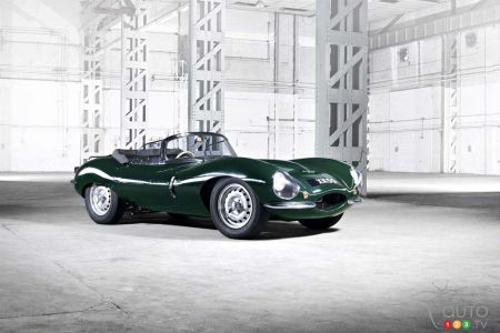 Jaguar resurrects the XKSS, the world's first supercar