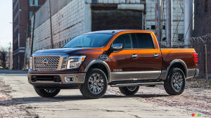 New York 2016: All-new 2017 Nissan TITAN unveiled