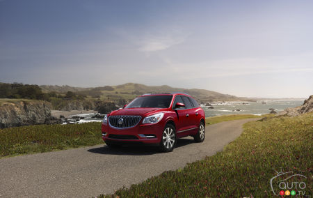 New York 2016: 2017 Buick Enclave gets Sport Touring Edition
