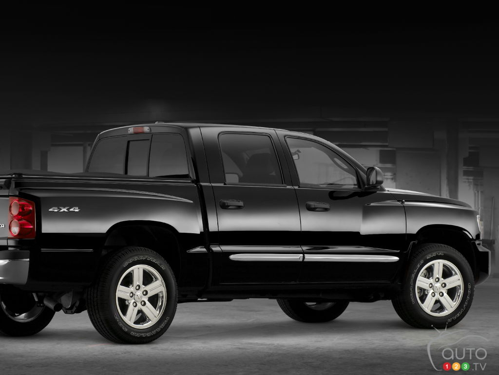 The 2011 Dodge Dakota