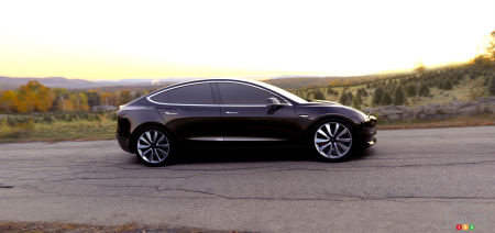 Tesla Model 3 : un succès qui enchante même les concurrents!