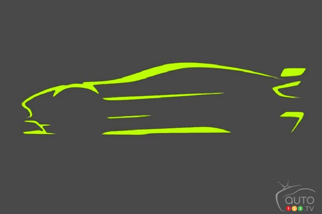 Rumour: Aston Martin Vantage GT8 to be unveiled soon