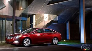 173,000 Hyundai Sonata sedans recalled in the U.S.