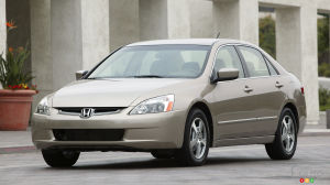Honda Accord airbag issue leads to recall on 11,000 units in the U.S.