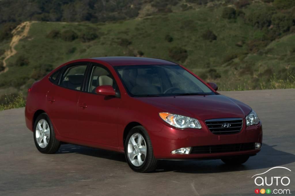 2008 Hyundai Elantra Recalls 2008 Hyundai Recalls