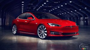 Tesla Model S gets a fresh new look!