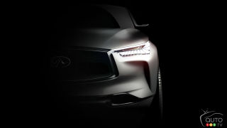 Infiniti QX Sport Inspiration concept to be unveiled in Beijing