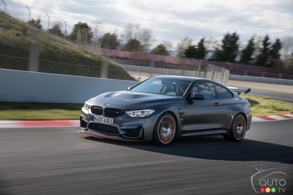 All-new BMW M4 GTS limited to 700 units