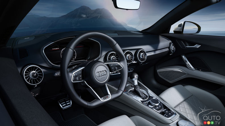 Top 10 best car interiors of 2016 according to WardsAuto