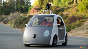 Self-driving cars not trusted by Canadians yet