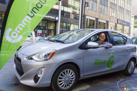 Communauto adds 600 units to its car-sharing fleet