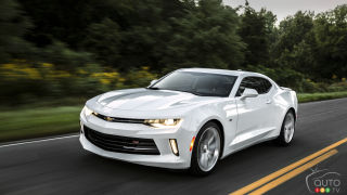 Top 10 best Chevy Camaro models of all time