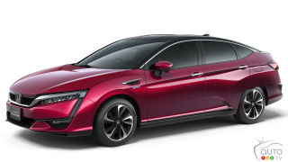 Honda Clarity to add battery electric, plug-in hybrid variants