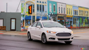 Ford, Google, Uber and others team up in self-driving car alliance