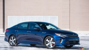 2016 Kia Optima SXL Review