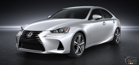 Beijing 2016: All-new 2017 Lexus IS unveiled