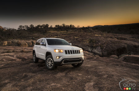 Over 55,000 FCA vehicles recalled in Canada