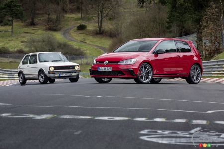 Volkswagen Golf GTI Clubsport S makes world debut at Wörthersee