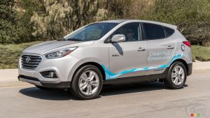 Hydrogen-powered car-sharing service launches in Munich