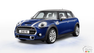 "MINI launches all-new premium editions called ""Seven"""