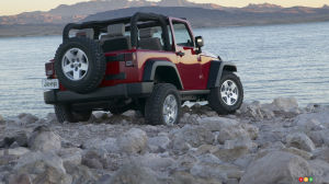 Over 35,000 Jeep Wranglers from 2007-2010 recalled in Canada
