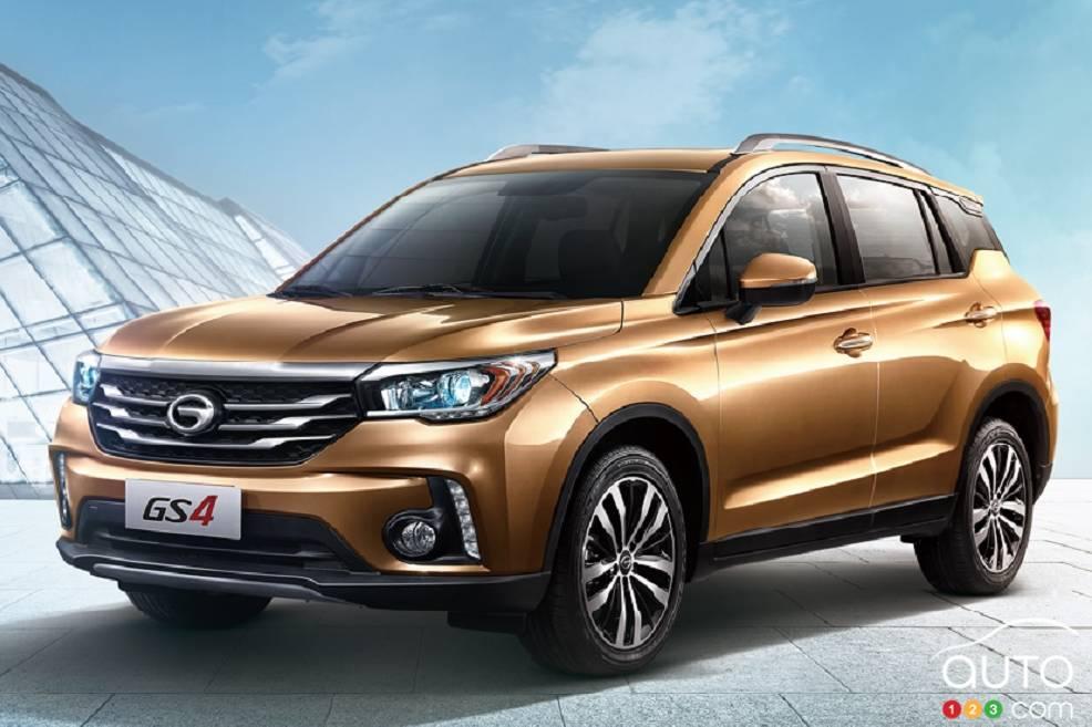 le chinois guangzhou automobile group d troit en 2017 actualit s automobile auto123. Black Bedroom Furniture Sets. Home Design Ideas