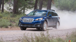 2016 Subaru Legacy, Outback hit with a recall