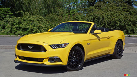 Ford Mustang Reviews From Industry Experts Auto123