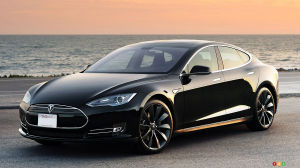 Tesla Model S P90D to enter Pikes Peak Hill Climb