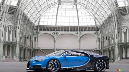 Bugatti Chiron Super Sport planned for 2021