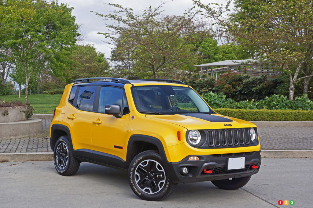 le jeep renegade trailhawk 2016 vous surprendra essais routiers auto123. Black Bedroom Furniture Sets. Home Design Ideas