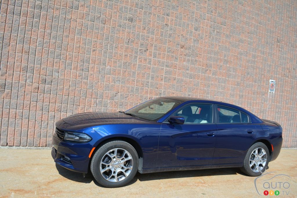 2016 Dodge Charger SXT Plus AWD Review