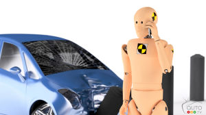 NHTSA to use test dummies in back seats, too