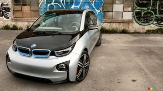 2016 BMW i3 Review
