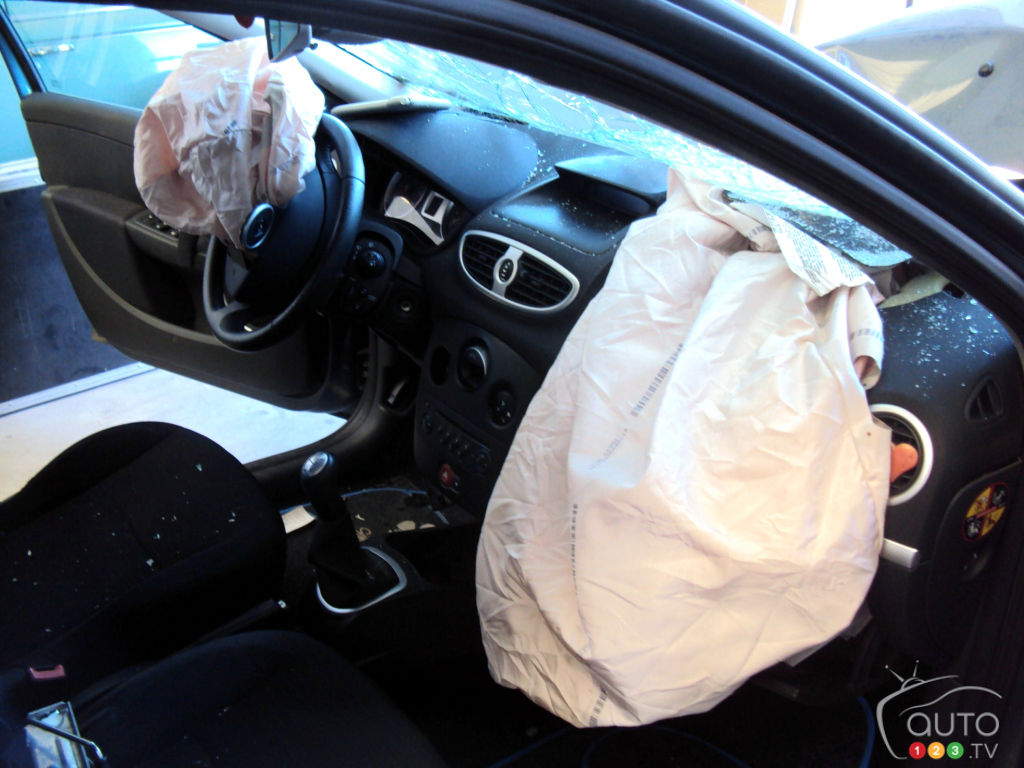 Takata airbags lead to 12 million additional cars recalled in the U.S.