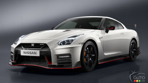 2017 Nissan GT-R NISMO unveiled at Nürburgring