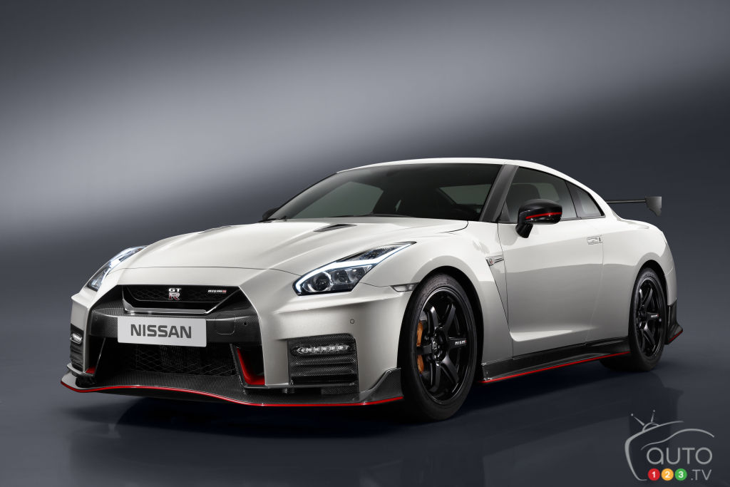 Nissan gtr news