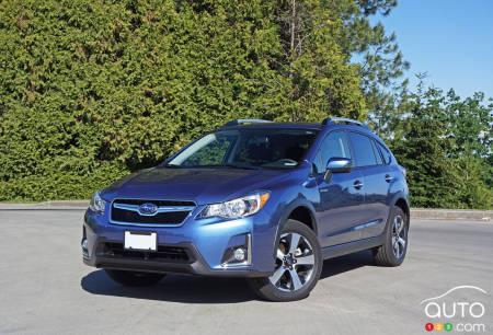 2016 Subaru Crosstrek Hybrid Review