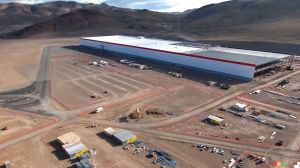 Tesla's battery plant to open July 29th