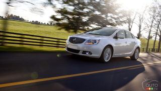 Buick Verano dropped by GM